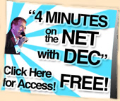 4 minutes on the net with dec blog